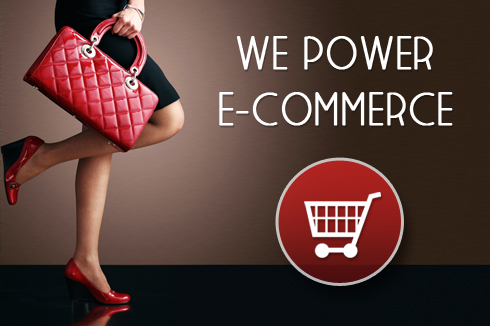 We Power E-commerce